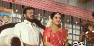 sarayu wedding
