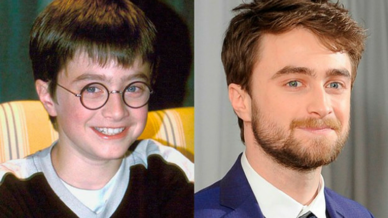 this is how harry potter cast look like now