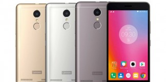 Lenovo vibe k6 to launch in Indian market