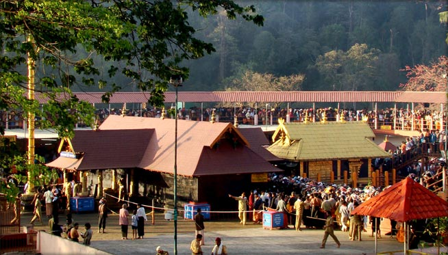 official website of sabarimala temple