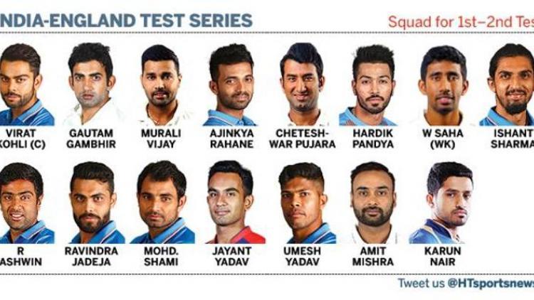 india-vs-eng team