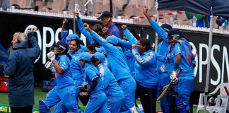 indian women cricket team wins series