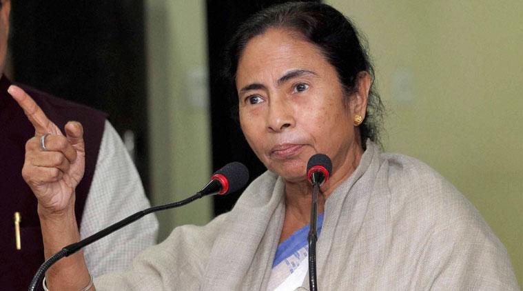 mamtha benerji against currency ban