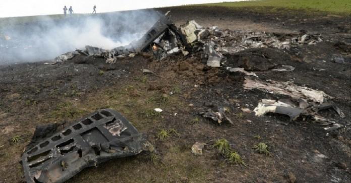 plane crash colombia