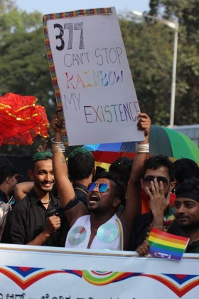 15 Pictures from the Bengaluru Pride Walk