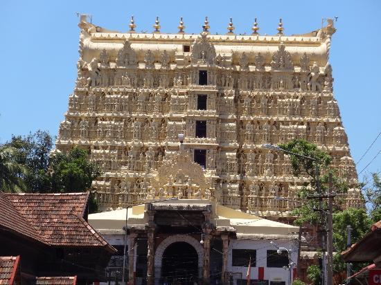 shri-padmanabhaswamy B chamber Amicus curiae reaches Kerala today