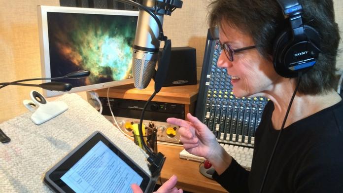 woman behind apple siri female voice