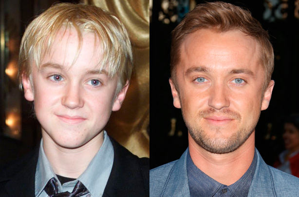 this is how harrypotter cast look like now