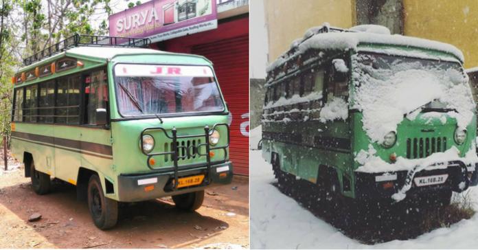 mahindra maxi truck