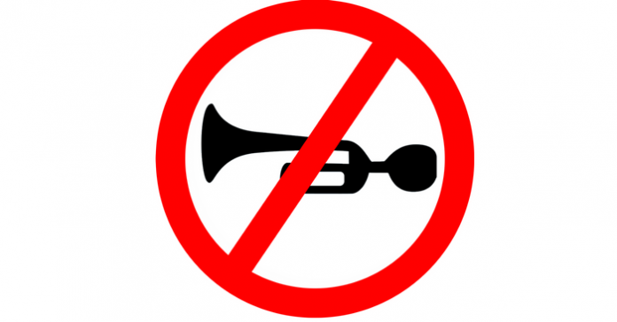 no horn day no horn day