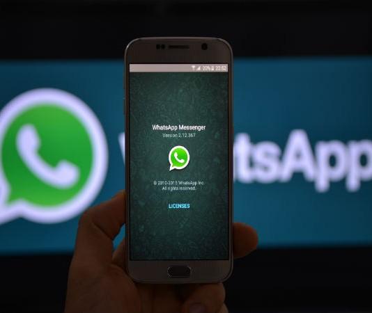 whatsapp video calling