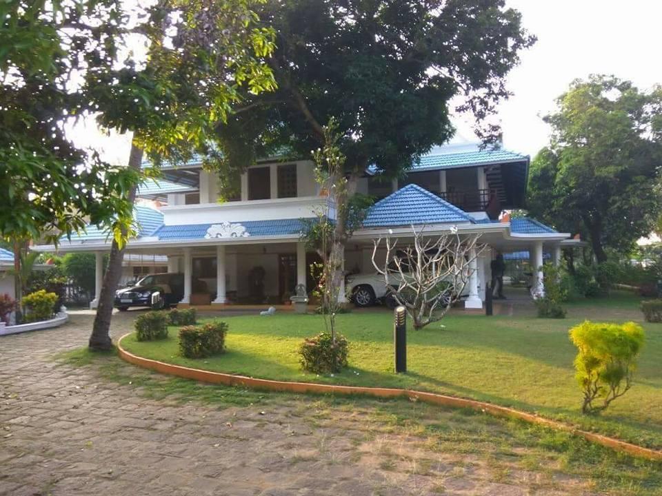 Mohanlal new house