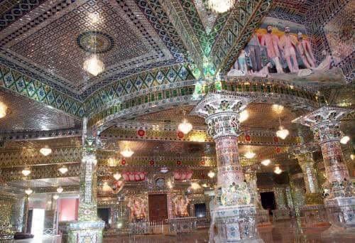 worlds biggest hindu temple at newyork