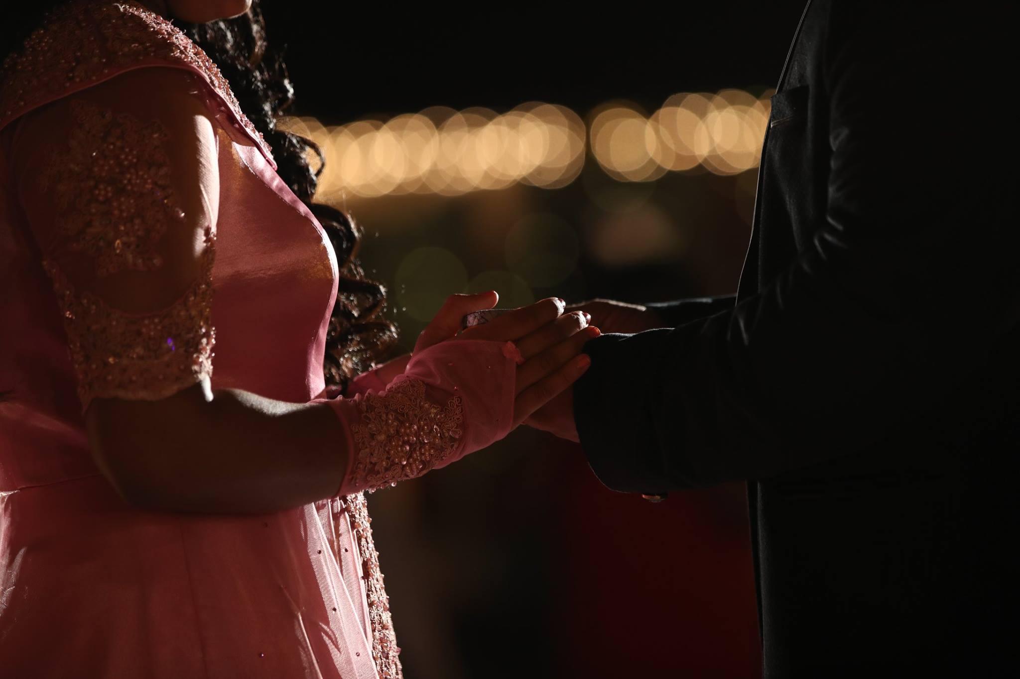 dimple rose engagement pics