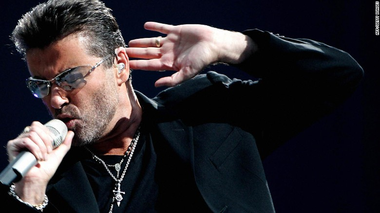 about pop legend george micheal
