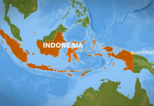 Indonesia earth quake