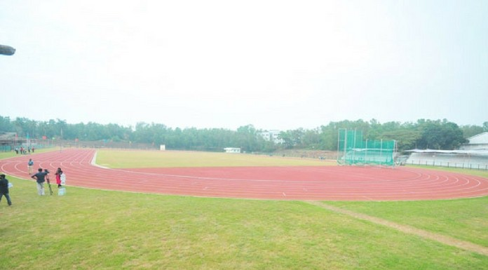 state school atheltic meet