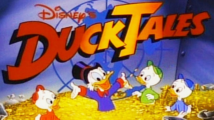 duck tales returns
