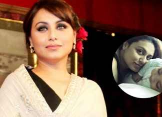 rani mukherjee daughter photo