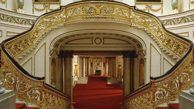 beckam palace inside pics