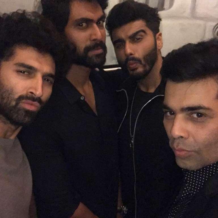 Best Bollywood selfies of 2016