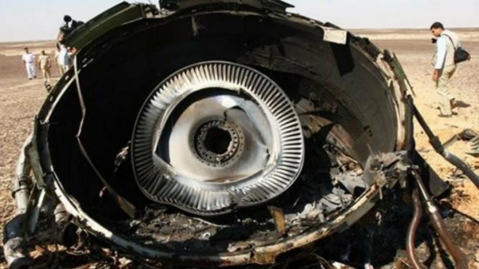 Russian Military Plane Crash