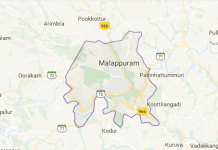 malappuram map