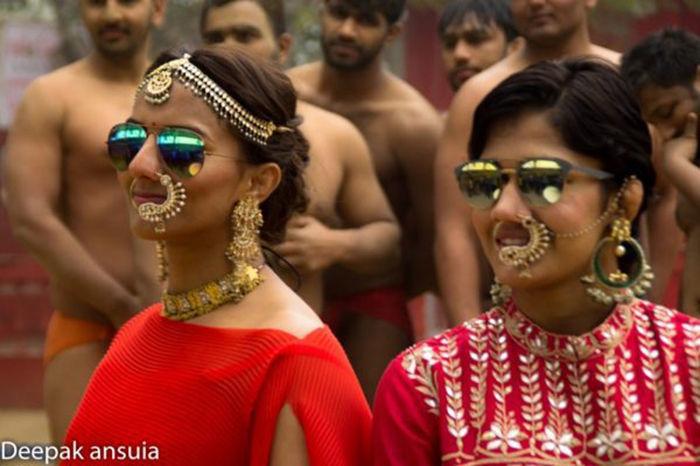 dangal sisters photoshoot