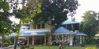 Mohanlal new house