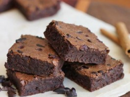 easy recipe of mexican brownie