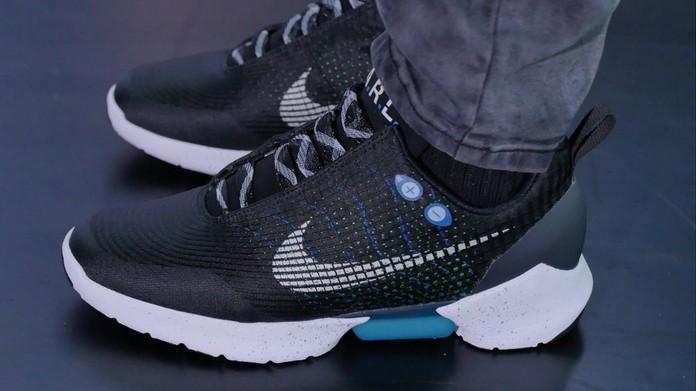 Nike Self-Lacing Shoe
