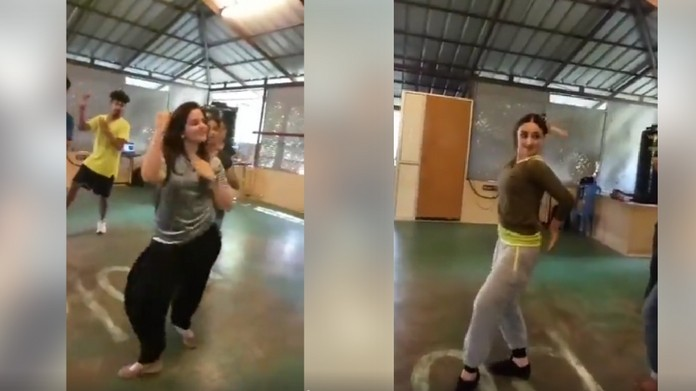 cine actors rehearsal video new party