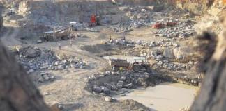 quarry quarry accident at thiruvananthapuram