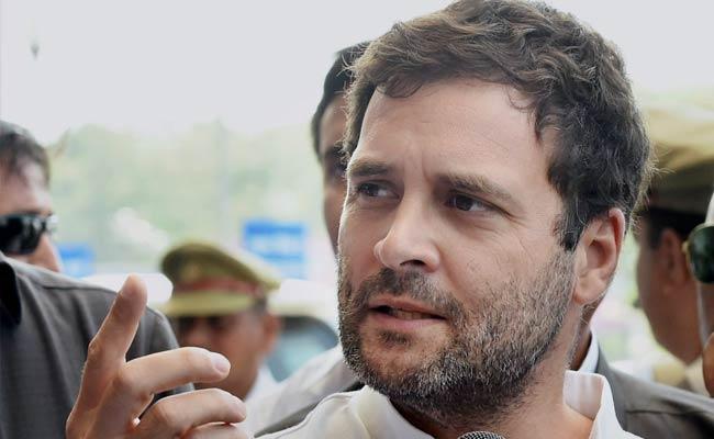 rahul-gandhi congress mocks back bjp for mocking rahul gandhi