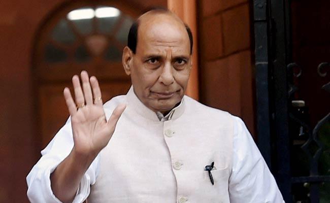 rajnath singh india closes international borders