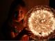 DIY Christmas lamps
