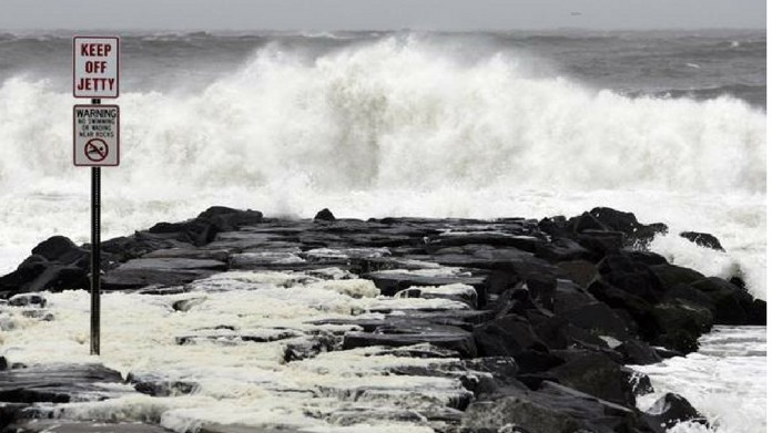 Tsunami Alert After 7.9-Magnitude Earthquake In Papua New Guinea