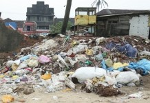 waste in calicut
