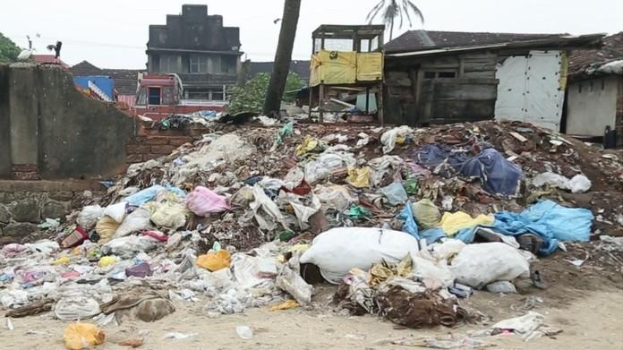 waste in calicut