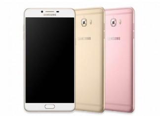 samsng galaxy c 9 pro phone