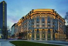 hotel gallia most luxurious hotel