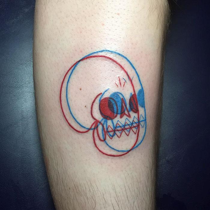 wierd tattoos