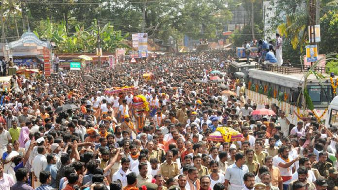 thiruvabharana Khoshyathra