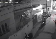 girl molested bengaluru CCTV footage