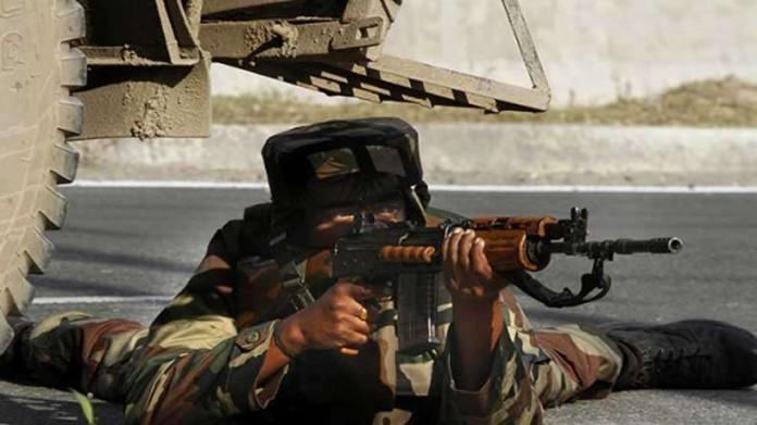 attack Kashmir