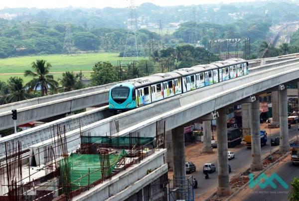 Kochi metro kochi metro discussion continues kochi metro took least time to cover more distance