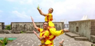 What happens when Bharatnatyam meets Hip hop