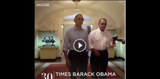 best moments from Obama's presidential life