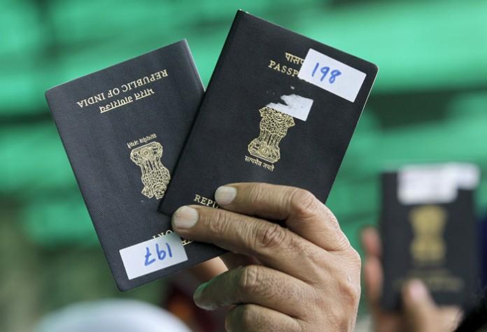 e passport passp no need of birth certificatefor applying passport