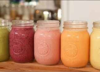easy to make smoothies